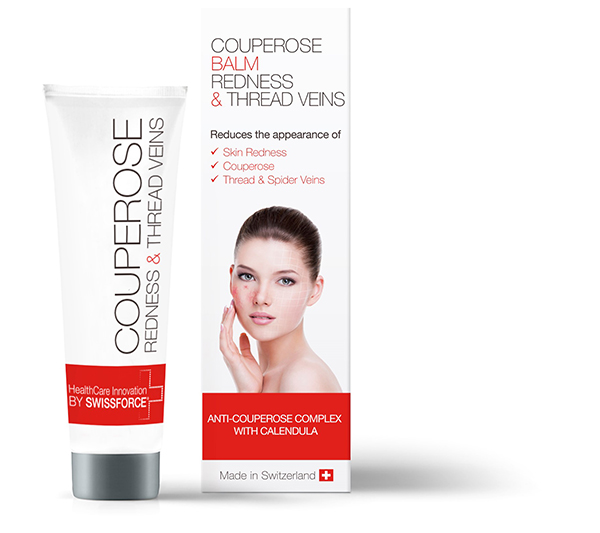 COUPEROSE BY SWISSFORCE<sup>®</sup>