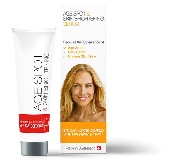 AGE SPOT BY SWISSFORCE<sup>®</sup>