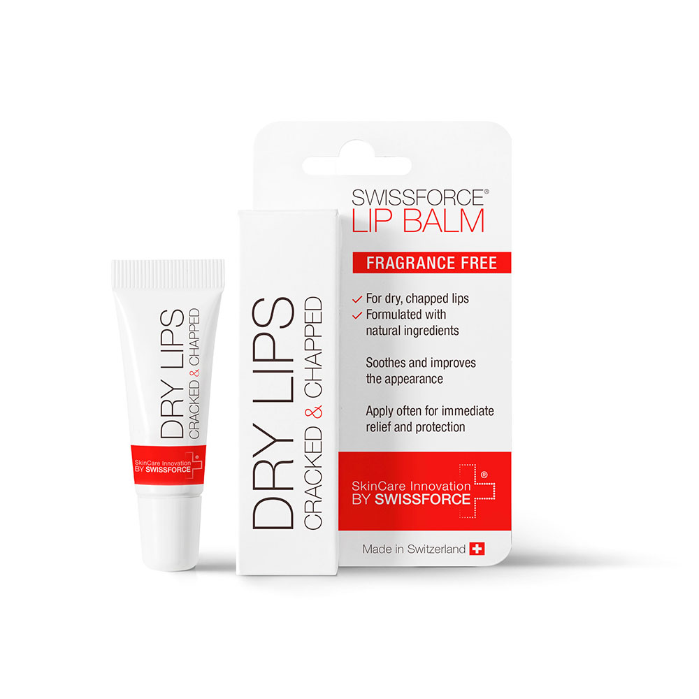 DRY LIPS BY SWISSFORCE<sup>®</sup>