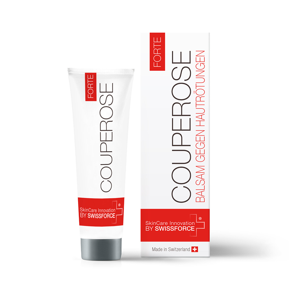COUPEROSE FORTE BY SWISSFORCE<sup>®</sup>